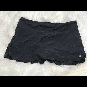 Tennis lululemon skirt